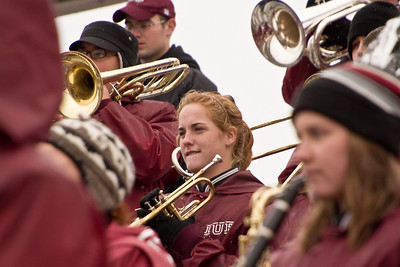 2011-10-29 IUP Marching Band