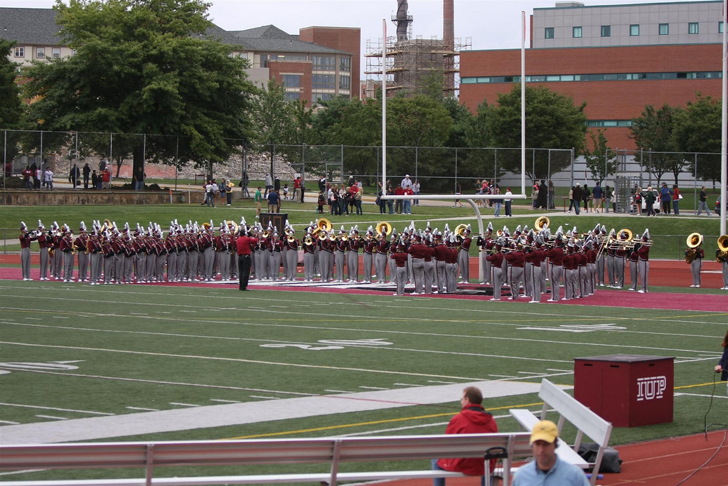 IUP Marching Band 2009-09-12 (96) (Custom)