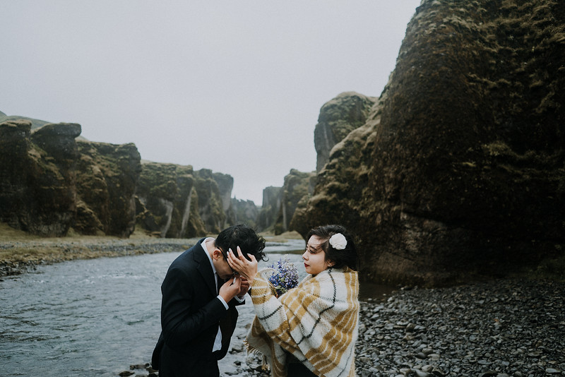 Elopement Wedding in  Dadès Valley