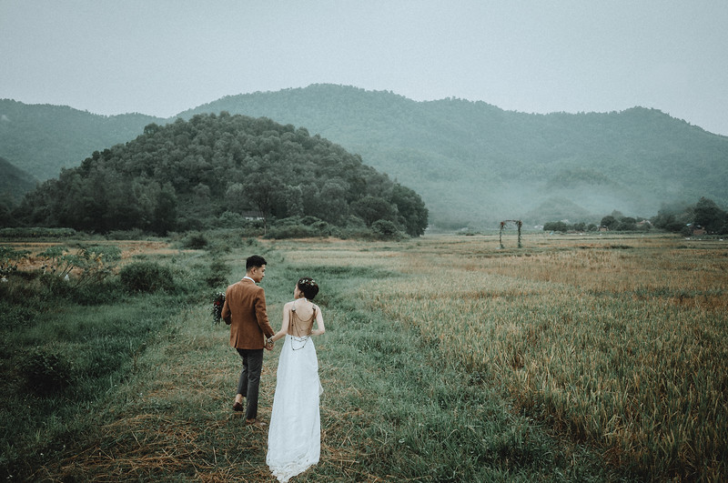 Elopement Wedding in Serra Leba
