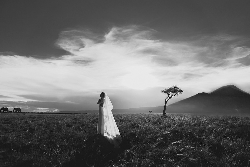 Elopement Wedding in Serengeti National Park
