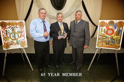 Pin Ceremony 65 Years