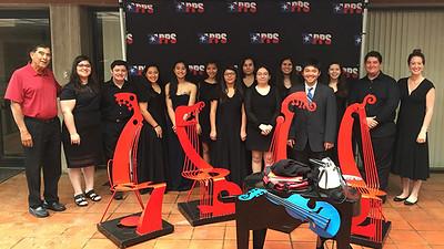 IWA High School Level TAPPS State Music Championships