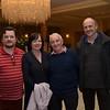 Andy Jordan (L.Derg Branch), Mary Healy (Hon. Sec Cruising Club Branch), Pat Lysaght (Endeavour Award Recipient 2012), Brian Willson (L. Derg BrancH)