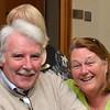 Joe O'Dubhghaill (Cruising Club) and Marguerite Maher