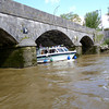 Ashford Star passes under Mathew Bridge