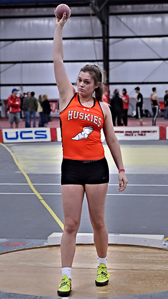 IWU Indoor Track & Field 3-10-18  High School State Qualifier