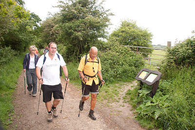 Isle of Wight Walking Festival 2011