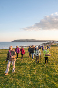 Isle of Wight Walking Festival 2014
