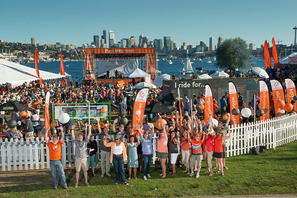 Gas Works Kickoff Party - Ian Coble's