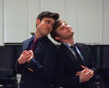 Ian & Michael Senior Recital
