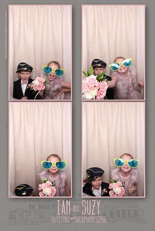 Ian and Suzy Wedding
