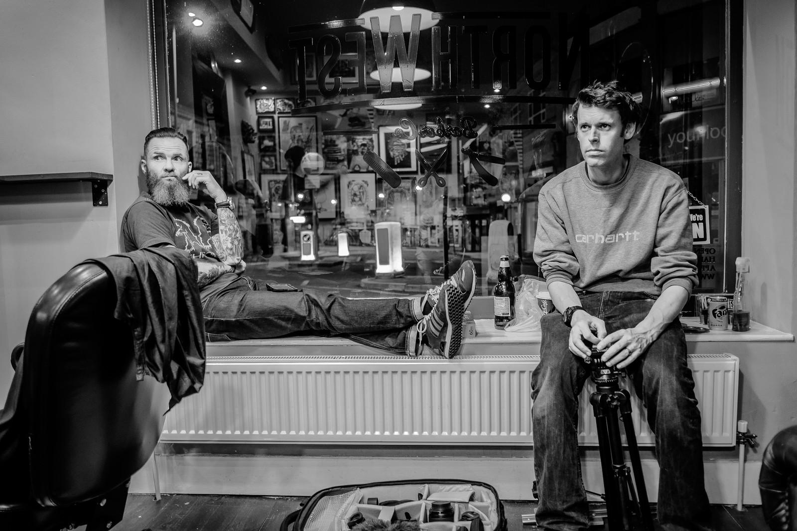 Barbershop, Accrington, Lancashire