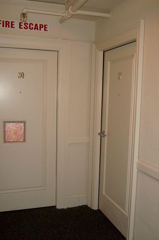 Ian's Front Door, Apartment 37