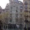 Another shot of casa batlló  by gaudí.