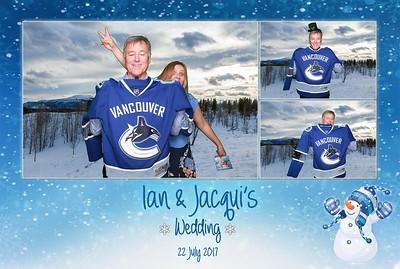 Ian & Jacqui's Wedding Photo Prints