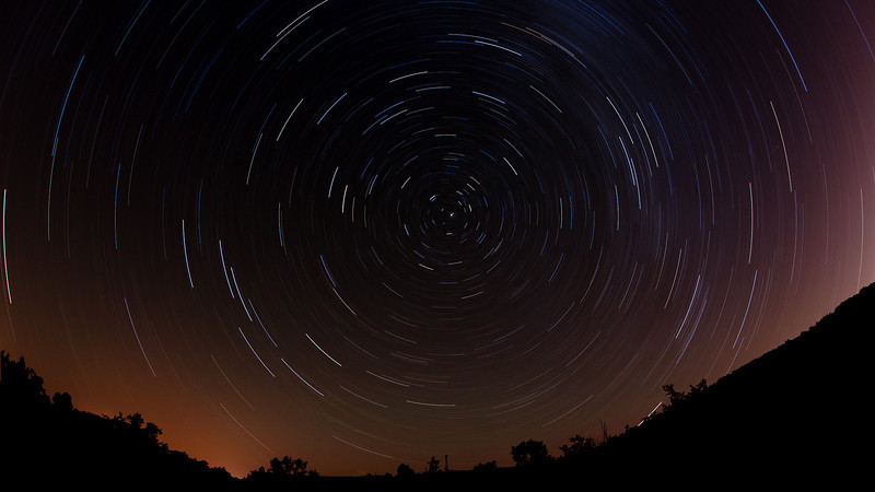 1 Hour Exposure at Carr Astronomical Observatory
