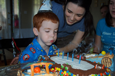 Dana's Birthday Party
