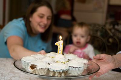 Gracie's First Birthday