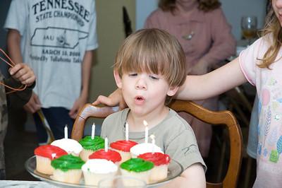 Noah's 6th Birthday