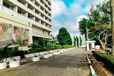Frontage road Premier Hotel Ibadan Oyo State Nigeria.
