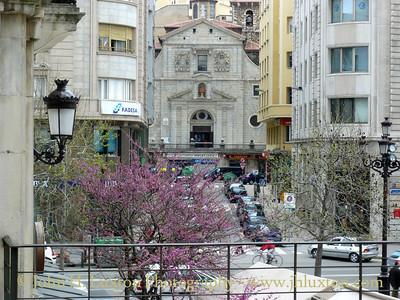 Santander, Cantabria, Spain - March 20, 2008
