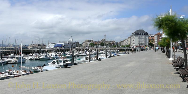 Santander, Cantabria, Spain - July 30, 2007