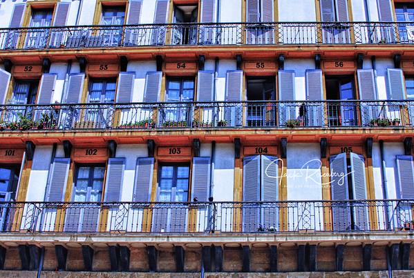 """Pamplona Balconies"""