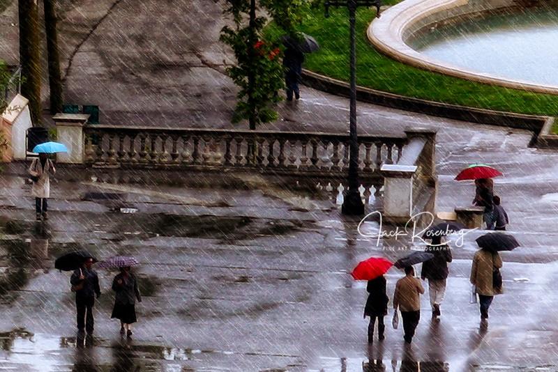 """""""A Rainy Barcelona Day"""""""