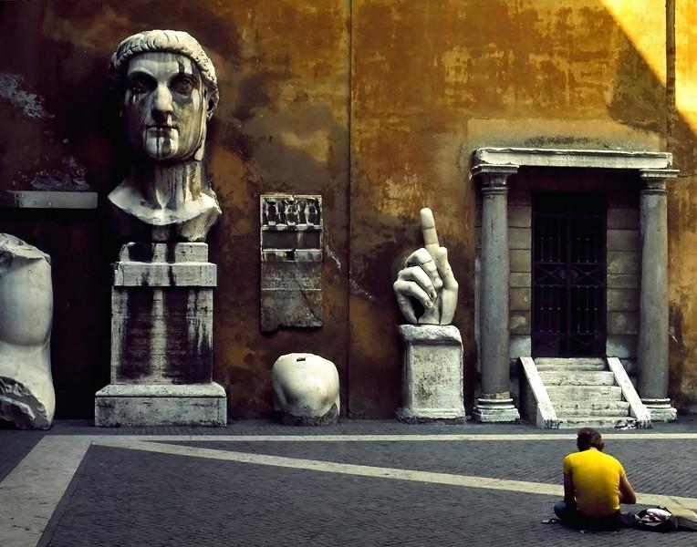 Piazza del Campidolgo (Capitol Square)