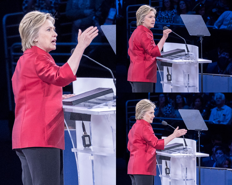 Clinton at AIPAC