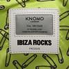Freddie Backpack; Ibiza Rocks X Knomo ID 42-101-BLK