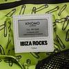 Tony Clutch; Internal, Logo, ID - Ibiza Rocks X Knomo 42-102-BLK