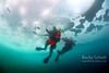 Ice Divers explore a frozen world