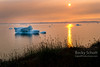 Greenland Midnight sun :  Not for sale
