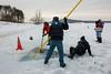 Ice hole group duty