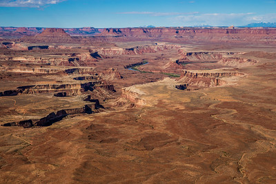 Canyonlands National Park - Islands in The Sky