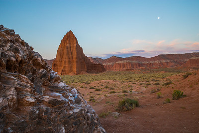 Capitol Reef and Nearby Boulder Mountain