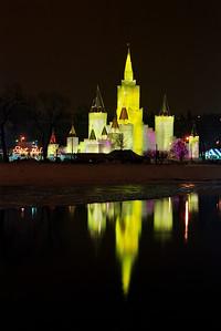 1992 St. Paul Winter Carnival Ice Castle---IC-7021
