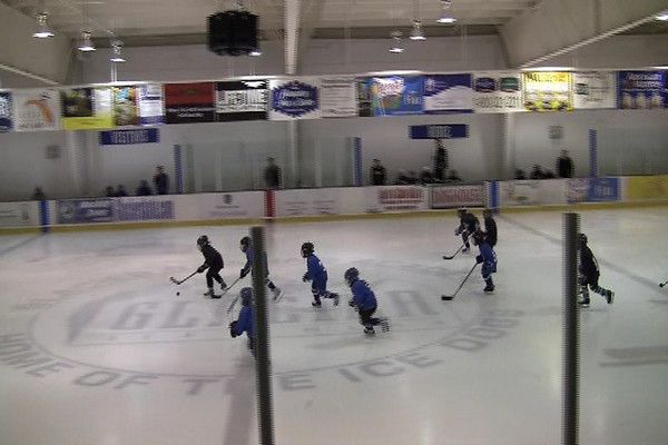 I posted this for Brian. This is video of his son, Adam, scoring.