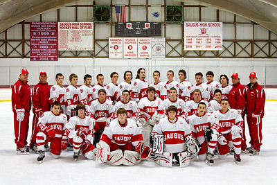 2011-2012 Saugus High Hockey
