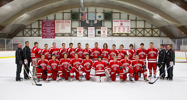 2013-2014 Saugus High Hockey