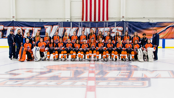 2016-2017 Salem State Vikings
