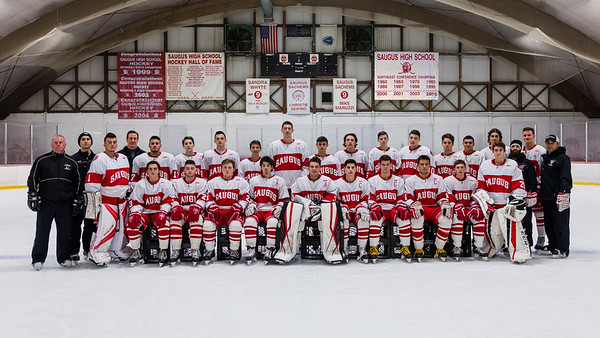 2017-2018 Saugus High Hockey