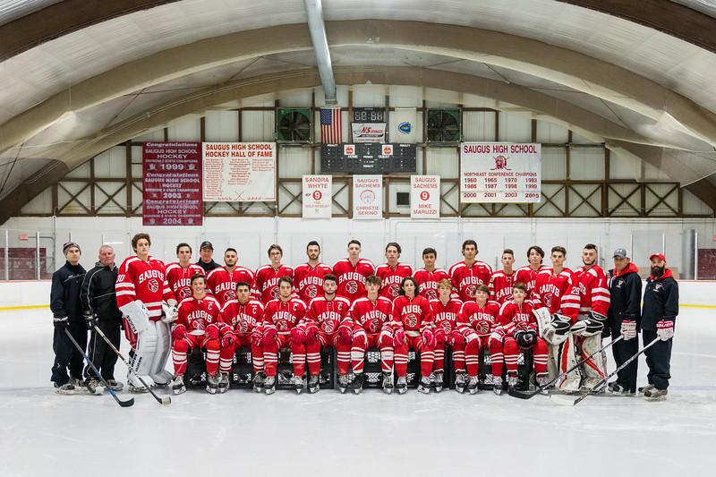 2018-2019 Team Photo