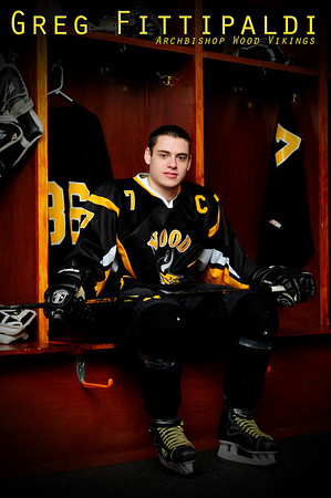 5x7 - Archbishop Wood Ice Hockey Portraits