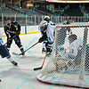 NCAA  Hockey 2013 - SLU vs MO 8-6