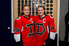 Captains Cat Salvetti and Caroline McKinnon