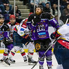 "Braehead Clan defeat Edinburgh Capitals 8-5 in the final regular season home game of the 2016-17 season, with hat tricks for both Matt Haywood and Alex Leavitt<br /> on   ,25 March , Picture: Al Goold ( <a href=""http://www.algooldphoto.com"">http://www.algooldphoto.com</a>)"