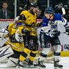 "Braehead Clan defeat Milton Keynes Lightning 4-3 on   ,17 March , Picture: Al Goold ( <a href=""http://www.algooldphoto.com"">http://www.algooldphoto.com</a>)"